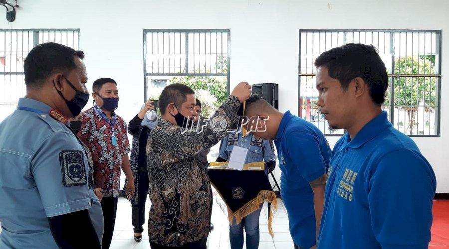Kadiv PAS Maluku Buka Kegiatan Rehabilitasi Narkotika di Lapas Ambon