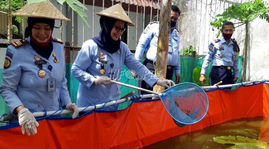 Kadiv PAS DIY Puji Panen Pertanian & Perikanan LPP Yogyakarta