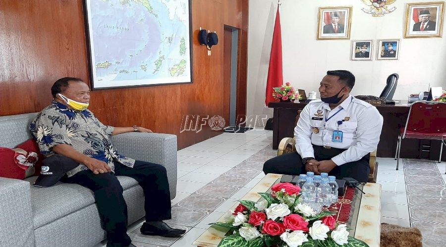 Lapas Ambon Kedatangan Eks Kakanwil Maluku
