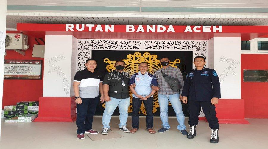 Rutan Banda Aceh Pindahkan WBP ke Lapas Cibinong