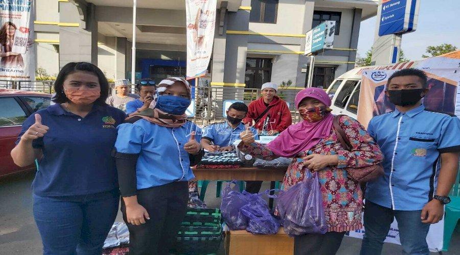 Lagi, Rutan Batang Gelar Bazar Bersama Rumah Singgah