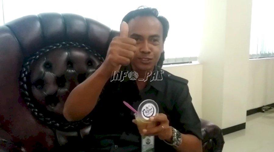 Kepala PN Batang Puji Puding Buatan WBP Rutan Batang