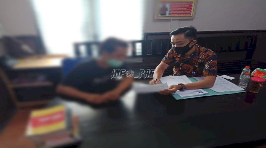 PK Bapas Muara Teweh Sukses Diversi Kasus Anak di Polres Barito Timur