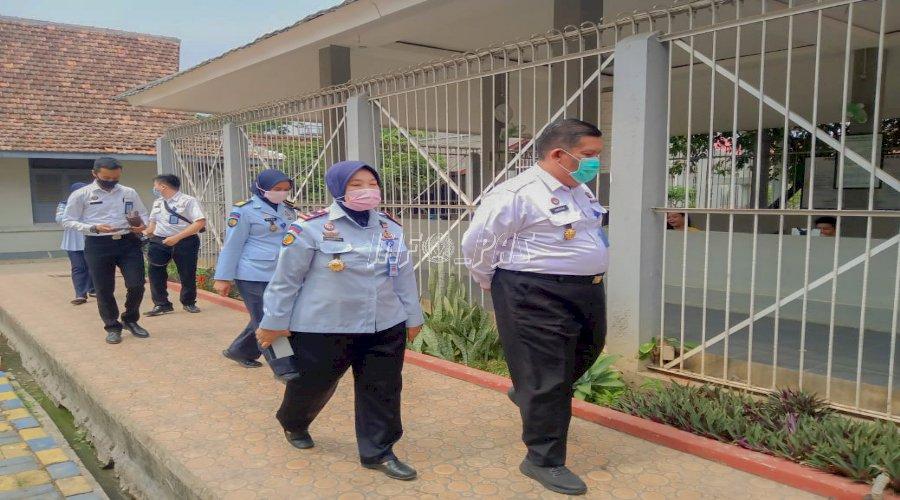 Kakanwil Banten Tinjau Museum Pemasyarakatan & Inovasi di Lapas Kelas IIA Tangerang