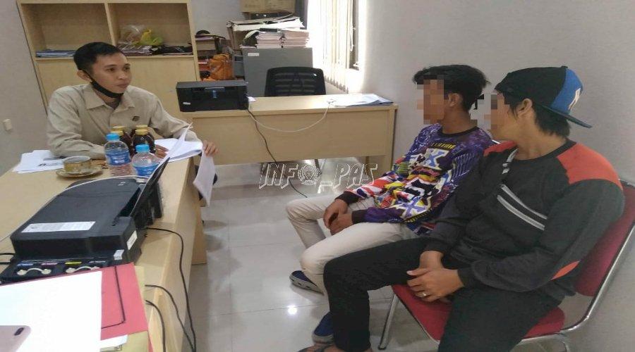 PK Bapas Palangka Raya Berhasil Upayakan Diversi Kasus Anak