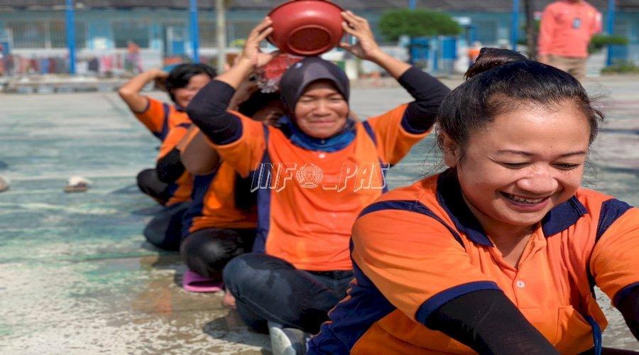 Serunya Porsenap di LPP Bandar Lampung