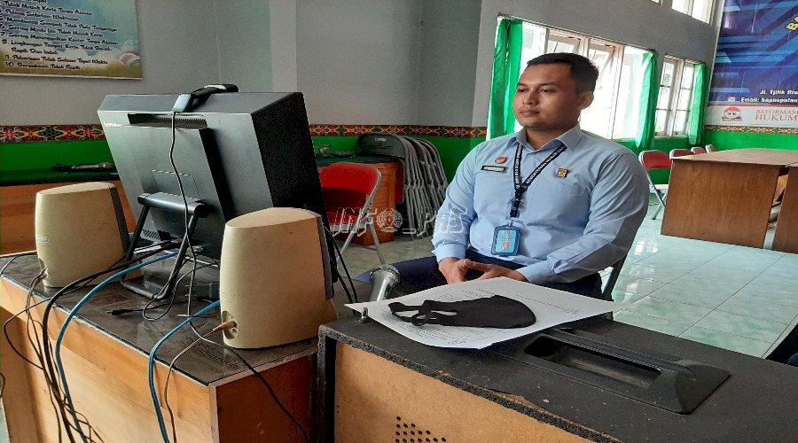 PK Bapas Palangka Raya Berhasil Upayakan Pidana Pelayanan Masyarakat Bagi Anak