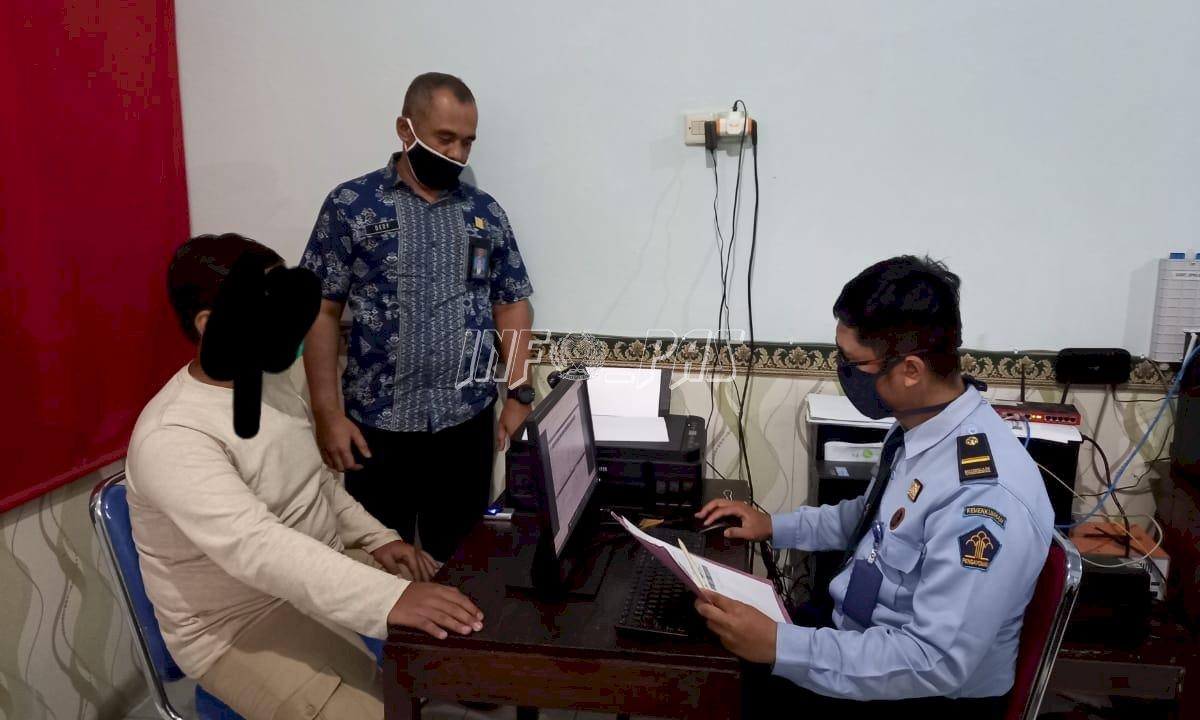 Lagi, Bapas Pekalongan Bimbing Klien Terorisme dari Bogor