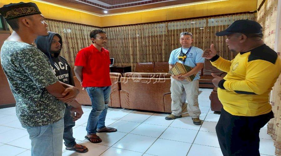 Kadiv Administrasi Kanwil Aceh Tinjau Fasilitas Pelayanan Rutan Banda Aceh