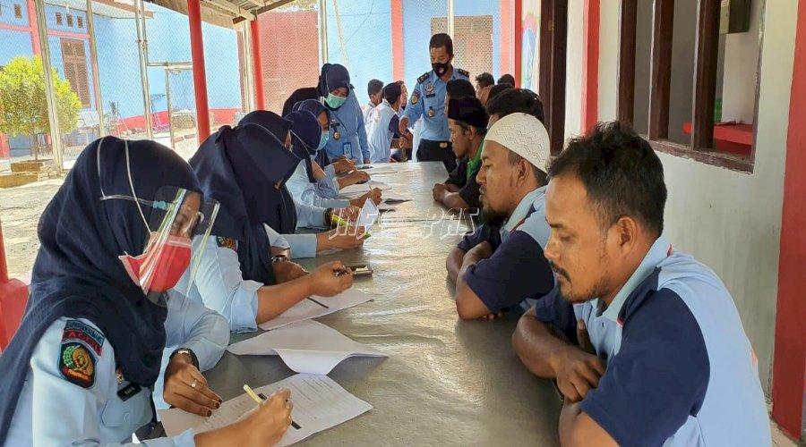 Petugas Rutan Banda Aceh Dibekali Asesmen & Klasifikasi Tahanan