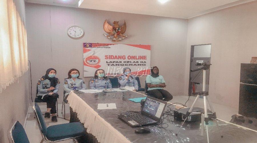 Fasilitasi Akses Kekonsuleran, Kedubes Senegal Apresiasi Lapas Kelas IIA Tangerang