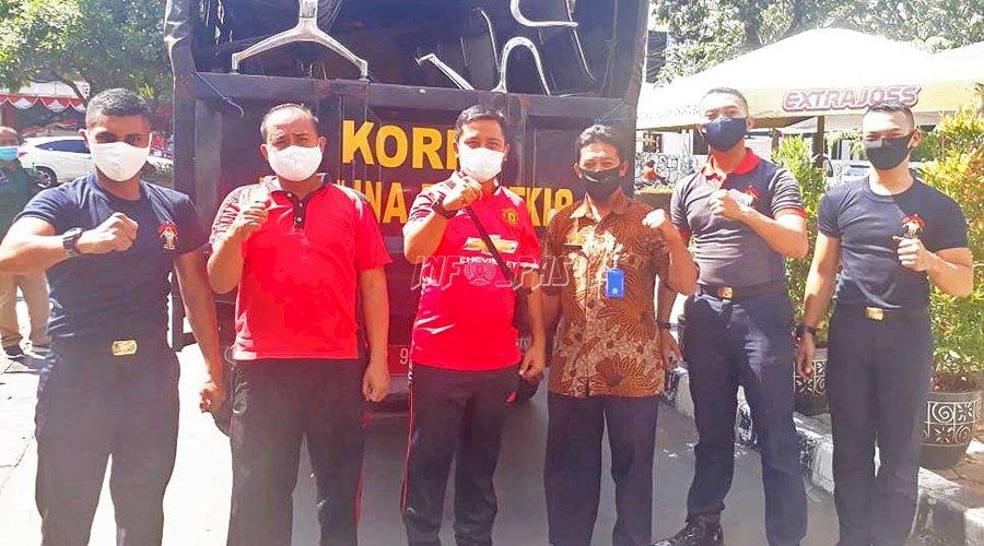 Tim BMN LPKA Jakarta Angkut BMN dari Kanim Jakbar