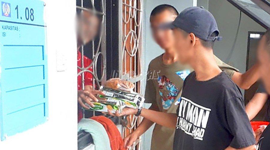 Anak LPKA Jakarta Semangat Jalani Puasa Muharram