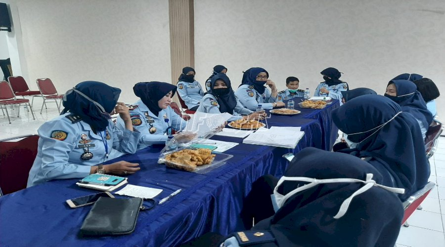 LPP Jakarta Satukan Tekad Hadapi Survei Online Menuju WBK/WBBM