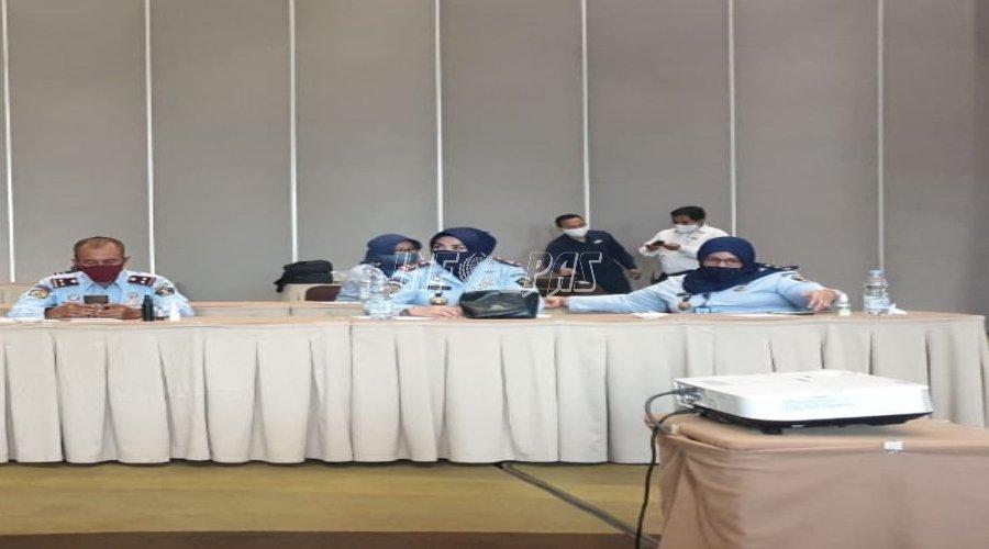 LPP Jakarta Ikuti Konsinyering Standar Pembinaan Kepribadian Narapidana