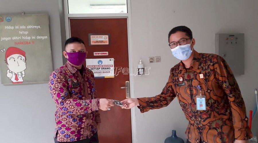 LPN Jakarta Bagikan Vitamin, Masker, dan Sabun bagi Petugas & WBP