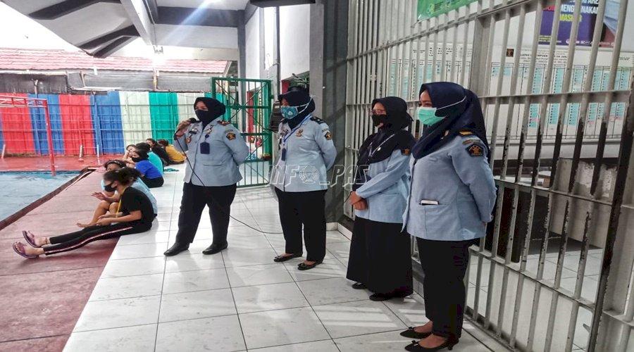 Cegah COVID-19, LPP Jakarta Tekankan Pentingnya Jaga Kesehatan