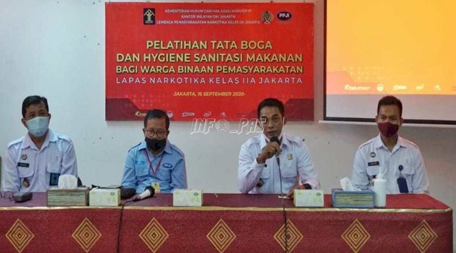LPN Jakarta Gelar Pelatihan Tata Boga & Higiene Sanitasi Makanan