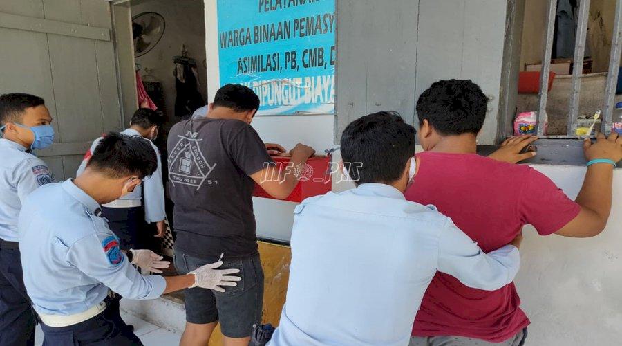 Tak Ada Narkoba & Barang Terlarang di Rutan Bantaeng