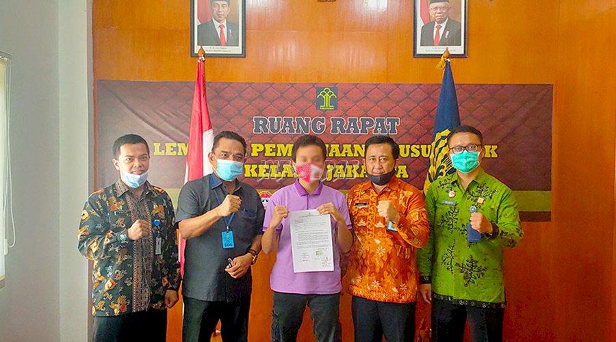 Anak Kasus Terorisme di LPKA Jakarta Kembali ke NKRI