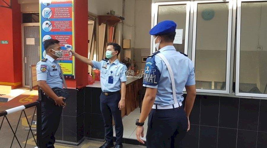 Satops Patnal LPN Jakarta Tegakan Displin Petugas terkait Protokol Kesehatan