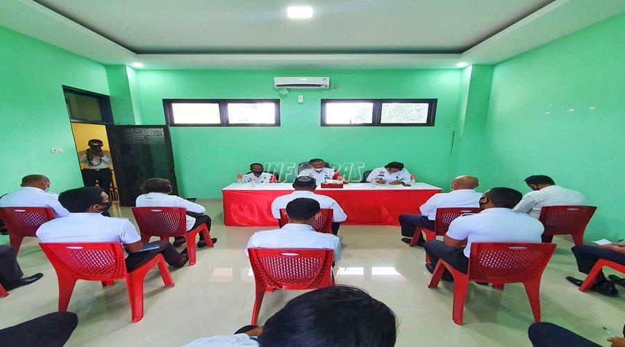 Kakanwil Maluku Perkuat Tim Pokja WBK/WBBM Wilayah Ambon