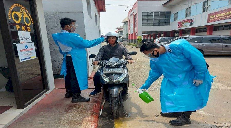 LPN Jakarta Konsisten Laksanakan Protokol Kesehatan COVID-19