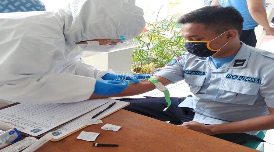 Pelaksanaan Rapid Test di LPN Jakarta Diperpanjang 4 Hari