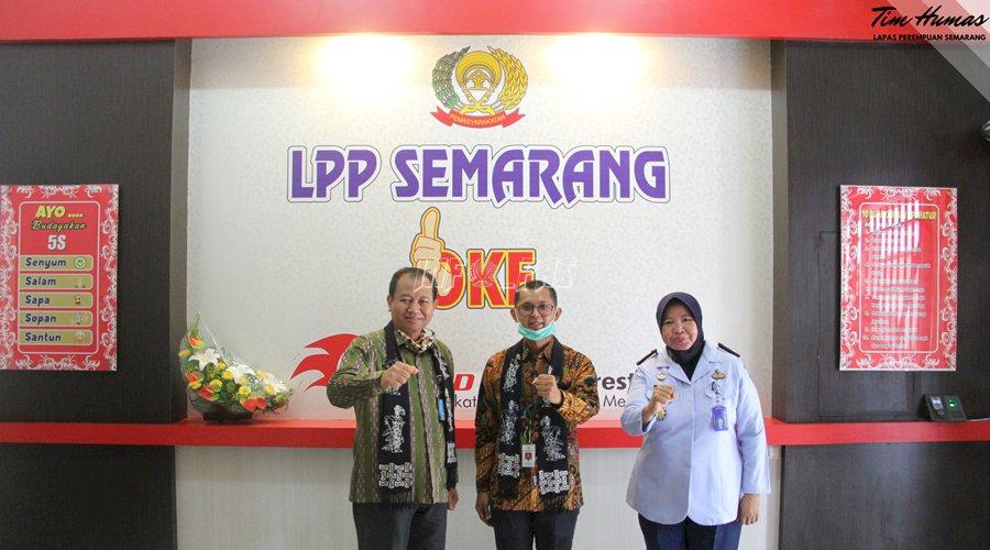 Kemenpan-RB Puji Alur Pelayanan di LPP Semarang