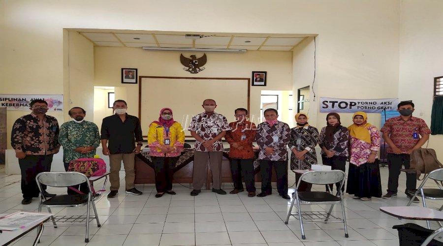 Bapas Yogyakarta Perjuangkan Kepentingan ABH melalui Case Conference