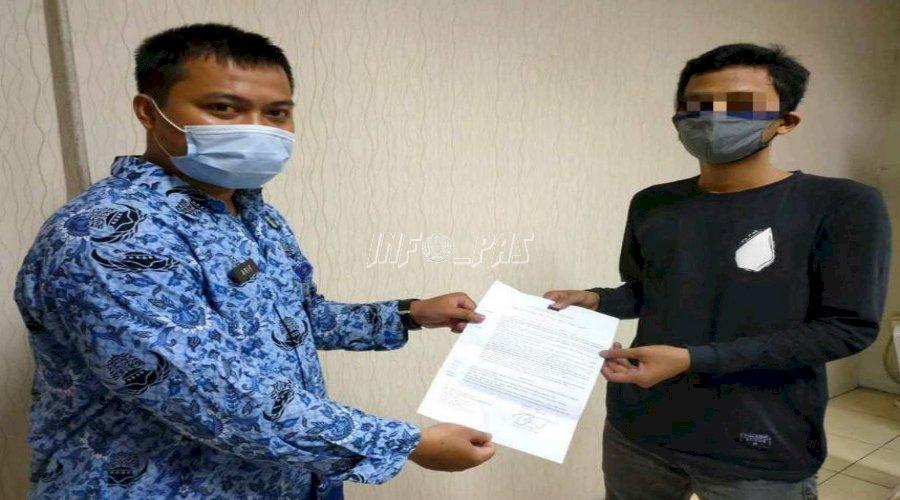 5 WBP LPN Jakarta Jalani Asimilasi di Rumah