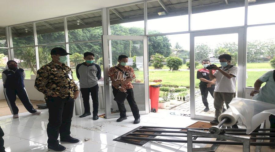 Sesditjenpas Puji SAE Lapas Kelas IIA Tangerang