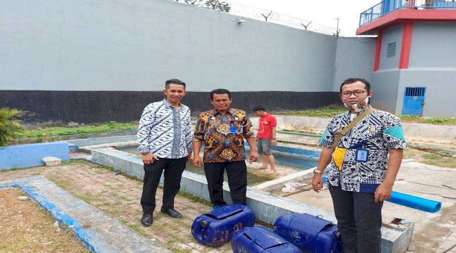 LPN Jakarta Serahkan Bibit Lele ke Rutan Tangerang & Lapas Terbuka Ciangir