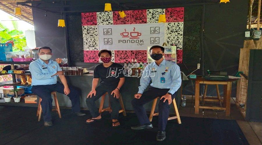 Klien Bapas Sampit Jadi Barista Kopi