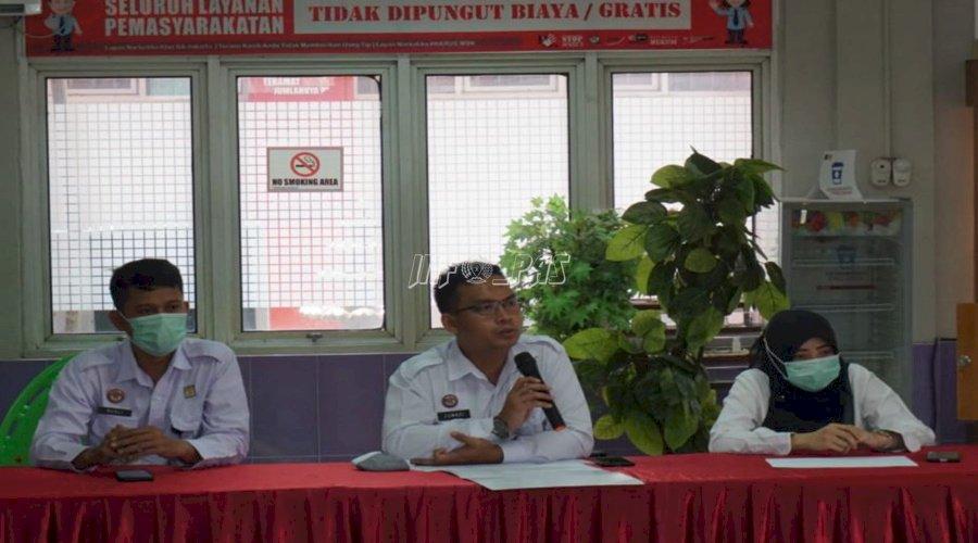 Terapkan Protokol Kesehatan, LPN Jakarta Gelar Family Support Group