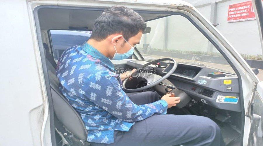 LPN Jakarta Rutinkan Perawatan Kendaraan Dinas