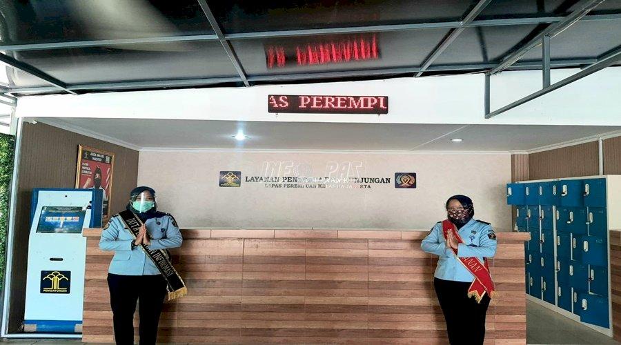 Optimalkan Pelayanan Publik, LPP Jakarta Renovasi Ruang Pendaftaran Kunjungan