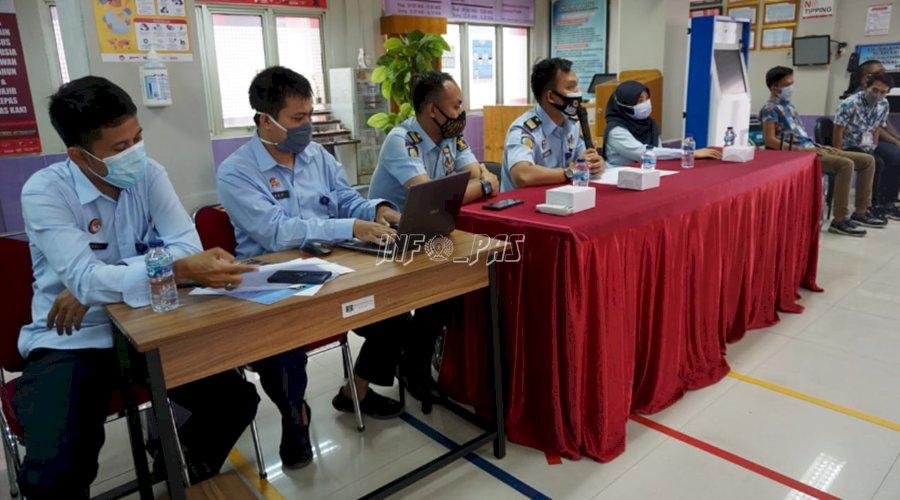 Sukseskan Program TC, LPN Jakarta Sambut Keluarga WBP dalam FSG ke-2