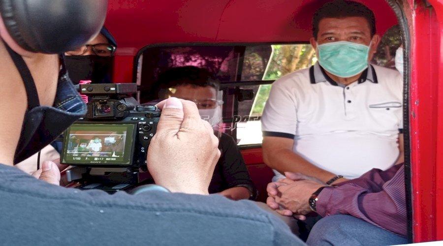 Kalapas Watampone Tampil Dalam Film Edukasi Pencegahan COVID-19