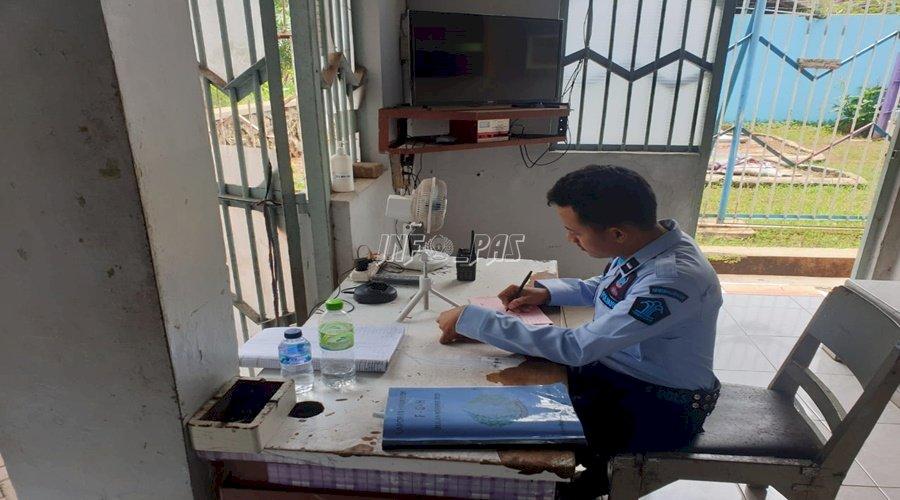 Tingkatkan Kompetensi Petugas, Lapas Semarang Gandeng Dosen Untag