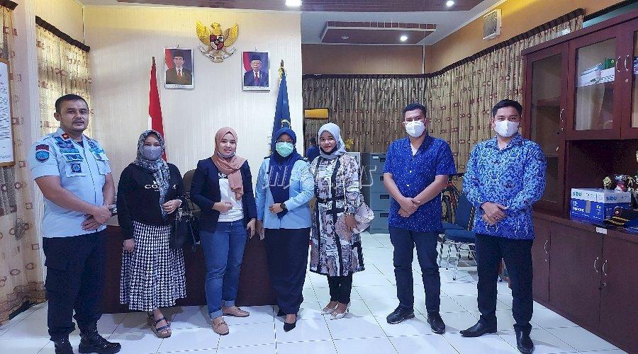 Tingkatkan Pembinaan WBP, Rutan Banda Aceh Gandeng Yayasan Indonesia Maju