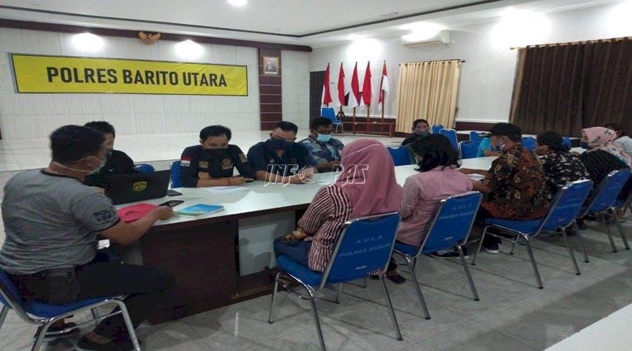 PK Bapas Muara Teweh Berhasil Dampingi Diversi Kasus ABH
