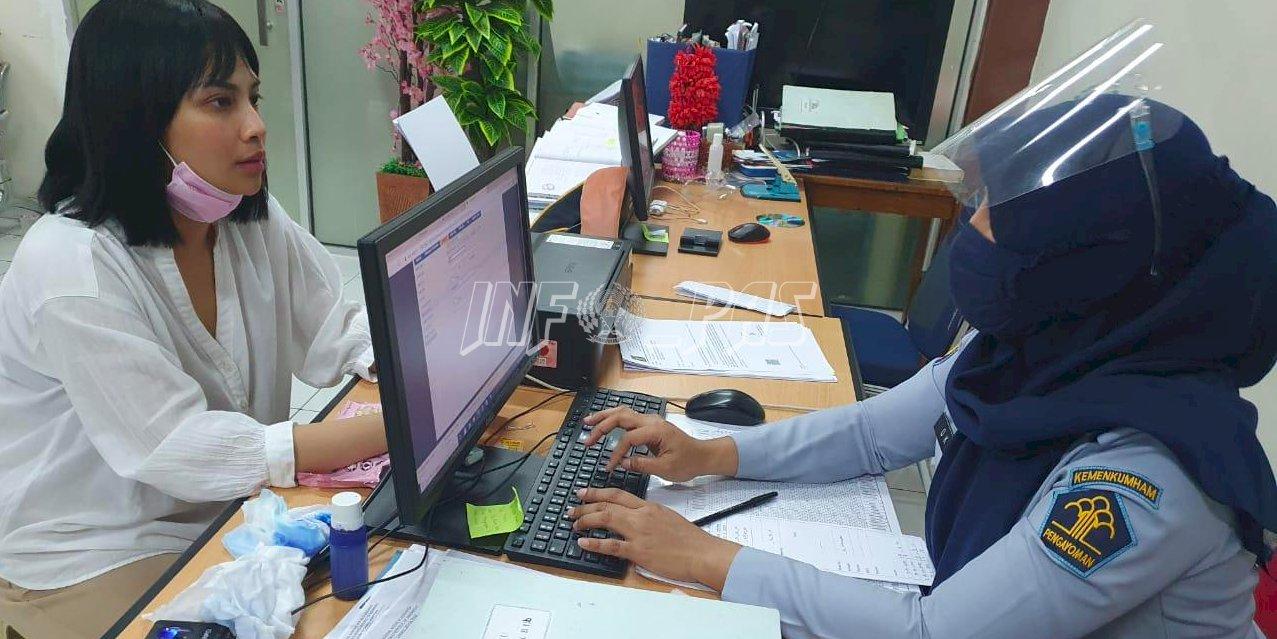Vanesa Angel Masuk LPP Jakarta, Kalapas: Tidak Ada Perbedaan dengan Napi Lain