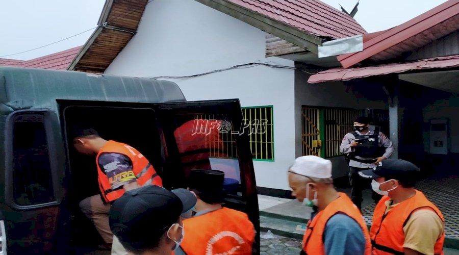 Kurangi Over Kapasitas, 26 Narapidana Lapas Sampit Dipindahkan