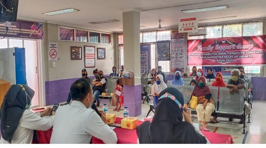 LPN Jakarta Undang Keluarga WBP dalam FSG ke-4