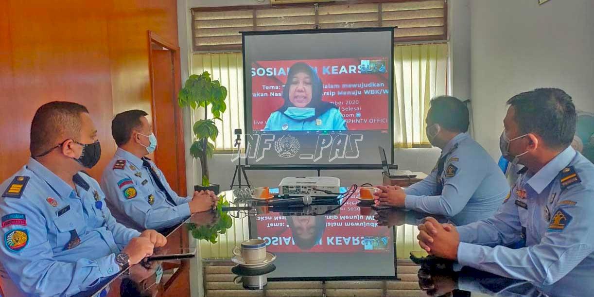 Tertib Arsip, LPKA Jakarta Bakal Manfaatkan Teknologi Informasi
