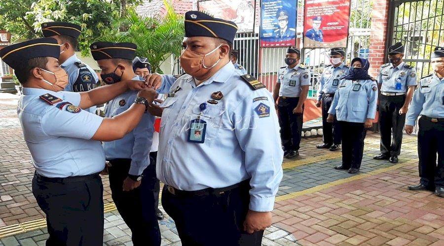 Ka.KPR Rutan Batang Rangkap Plt. Kasubsi Pelayanan Tahanan