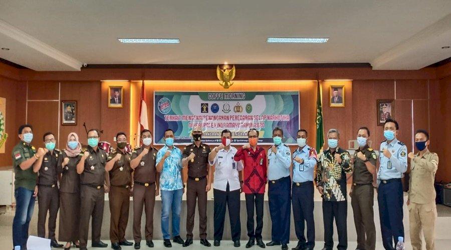 Plt. Kabapas Cirebon Tegaskan Peran Bapas dalam Penanganan Narkoba