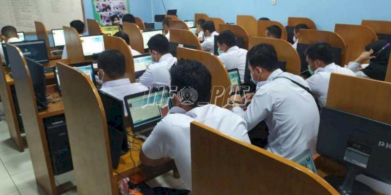 22 Petugas LPN Jakarta Ikuti Ujian Kepangkatan dan Penyesuaian Ijazah