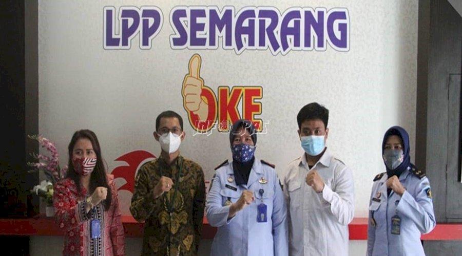 TPN Puji Alur Layanan & Pembinaan WBP LPP Semarang